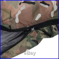 OneTigris Camo Mummy Duck Down Sleeping Bag Outdoor Naturehike Camping -515