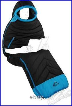 Outdoor Biwak Schlafsack mit Arm- und Fußteilöffnungen wasserdicht bis Minus 9°C