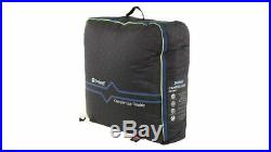 Outwell Camper Lux Double 3-4 Seasons Outdoor Camping Sleeping Bag Night Blue