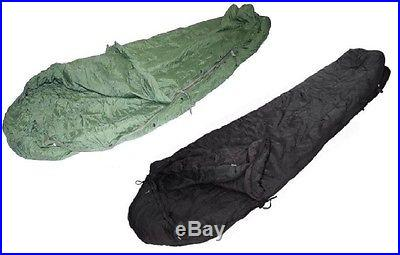 PATROL & INTERMEDIATE COLD SLEEPING BAG BAGS MODULAR SLEEP SYSTEM US MILITARY GC