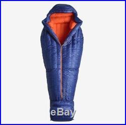 Patagonia 850 fill Down Sleeping Bag 19°F / -7°C Regular Harvest Moon Blue