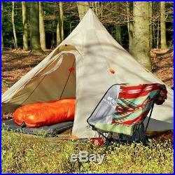 Person Portable Camping Hammock Hybrid Outdoor Sleeping Bag Mummy Tent