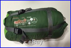 Quechua Camping Hiking Ultralight Compact S15 Sleeping Bag, Mummy Shape