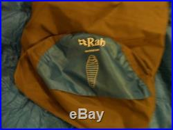 RAB NEUTRINO 400 DOWN 27 DEGREE 1.75 POUND BAG