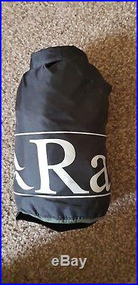 RAB Storm Bivi Bag, Dark Green, Never Used. Excellent Condition