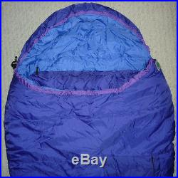 REI 3 Season Sleeping Bag 25 Degree Synthetic Fill 5 lbs. Backpacking