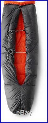 REI Co-op Magma Trail Quilt Sleeping Bag 30 Short with hooks + bag (Ultralight)