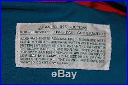 REI Down 3 Season Sleeping Bag FREE SHIPPING