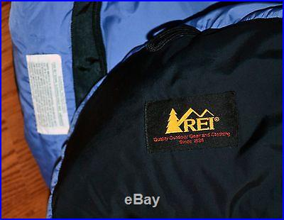 REI Down Fill 0 Degree Sleeping Bag (Cold Weather)