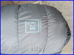 REI E1 Kilo Expedition 800 Fill Goosedown Sleeping bag