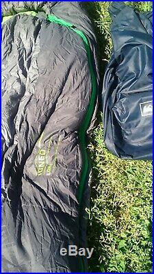 REI Igneo Mens Long Sleeping Bag. 19 degree. Left hand Zipper
