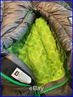 REI Igneo Sleeping Bag Regular Left-Side Zip 700-fill duck down 19º F