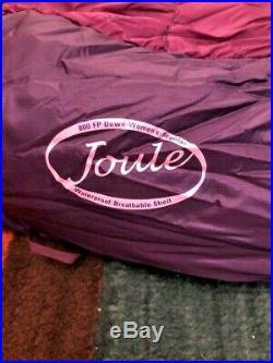 REI Joule 800FD Mummy Sleeping Bag Regular