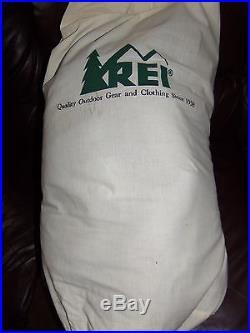 REI Kilo Plus 0 Sleeping Bag Goose Down