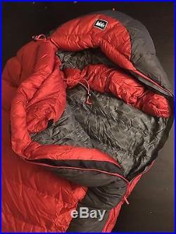 REI Magma 10 Sleeping bag Regular