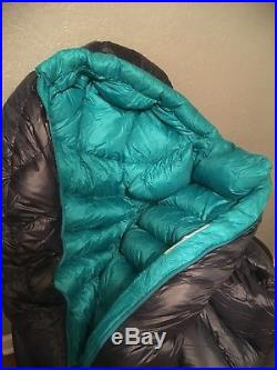 REI Magma 17 Womens Ultralight Regular Sleeping Bag 850 Down Fill