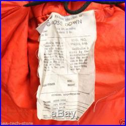 REI Premium Goose Down -40 Expedition / Mountaineering Sleeping Bag Mountainer