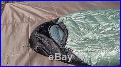 REI SubKilo Sleeping Bag 20F 700 Down Fill Regular LZ