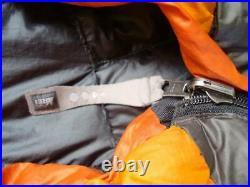 REI Sub Kilo +2- Sleeping Bag Finished Size 80'' x 57'' Polyester + Goose Down