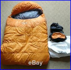 Rab Ascent 350 Sleeping Bag