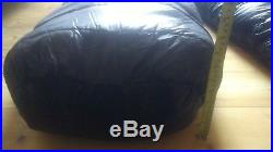 Rab Integral Designs Down Sleeping Bag Everest Quality Canadian White Goose Down