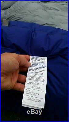 Rab Summit 600 Men's Down Insulated Sleeping Bag BNWT