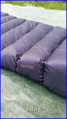 Robens Pamir 500 Ultralight Down Insulated Sleeping Bag BNWT