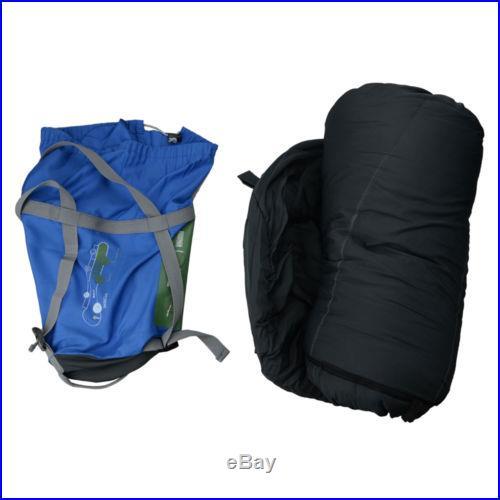 Routman Multi-Season Waterproof Seven Holes Cotton Camping Hiking Sleeping Bag