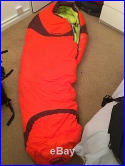 SALE! MAMMUT ALTITUDE EXP 5 SEASON SLEEPING BAG (-30c)