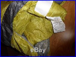 Sierra Designs Backcountry Bed Elite Sleeping Bag 30 F 850 Dri Down Long $490