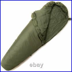 SNUGPAK SOFTIE ELITE 2 SLEEPING BAG OLIVE GREEN 2°C Military Camping 2 Season