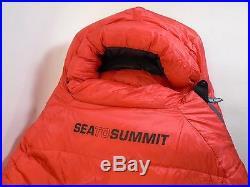 Sea To Summit APIII Sleeping Bag -4 Deg Down Long/Left Zip /31418/