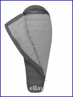 Sea To Summit Treeline Down Sleeping Bag Atl1 600+loft Rds Certified Down Grey