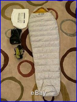 Sea to Summit Spark Sp II Sleeping Bag Regular/Long Ultralight 18oz 2C/35F