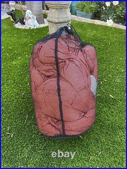 Sierra Design 800 Fill Down Backcoutry Quilt Sleeping bag Regular Size