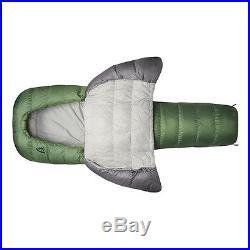 Sierra Designs Backcountry 800f 3 Season Bed-Style Sleeping Bag (70603214r)
