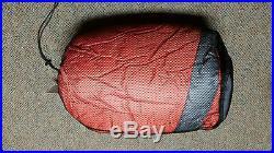 Sierra Designs Backcountry Bed 600 Fill Down Sleeping Bag Regular Length New
