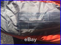 Sierra Designs Backcountry Bed Down Sleeping Bag 30 Degree