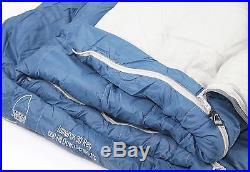 Sierra Designs Lamarck 30 Degree 550 Fill Down Sleeping Bag New