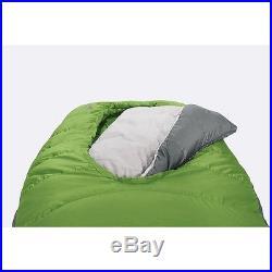 Sierra Designs Sleeping Bag DriDown Backcountry Bed 600-Fill 3 Season Camping