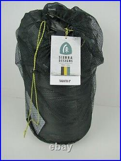 Sierra Designs Taquito 0 Degree Sleeping Bag-Regular