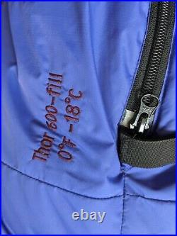 Sierra Designs Thor Drizone Zero Degree Down Sleeping Bag