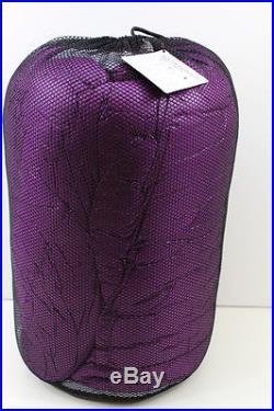 Sierra Designs Women's Backcountry Bed 800F 3 Season Sleeping Bag