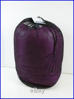 Sierra Designs Women's Mobile Mummy 800F 3 Season Sleeping Bag