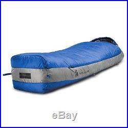 Sierra Designs Zissou Plus 700 Fill 15 Degree Mummy-Style Sleeping Bag Long