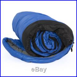 Single Sleeping Bag 23F/-5C 2 Camping Hiking 84x 55 W Carrying Case New