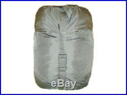 Sleep System US Army ACU IMSS 5 Piece Military Sleeping Bag USGI ECW good