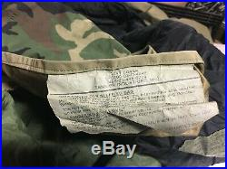 Sleeping Bag, Modular Sleep System 4-part Nsn 8465-01-445-6274