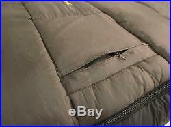 Sleeping Bag Winter Camping Hunting Rated to -30 Warmth 4 Season Blanket Outdoor