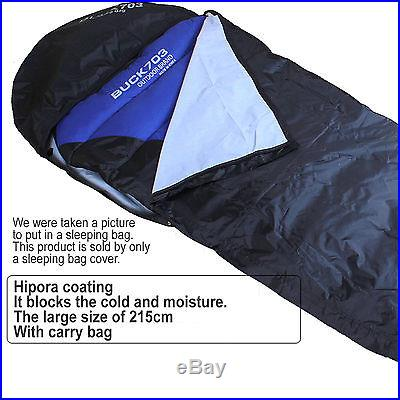 Sleeping bag COVER Bivy Waterproof sack Camping Hiking Tavel Bivouac Outdoor